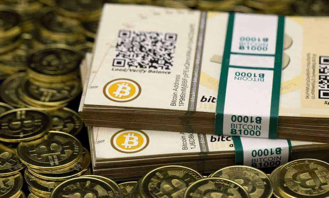 paper wallet cryptocoins