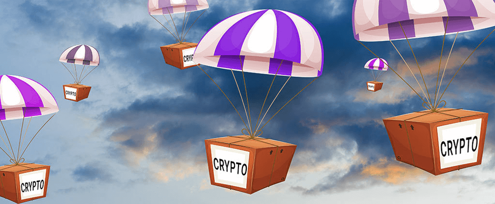 cryptocurrency airdrop explained